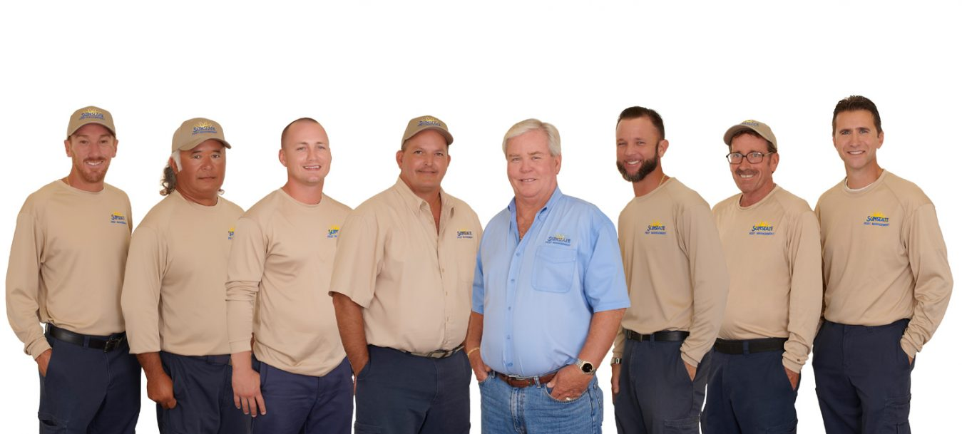These are the pest professionals that will help you get your pests under control